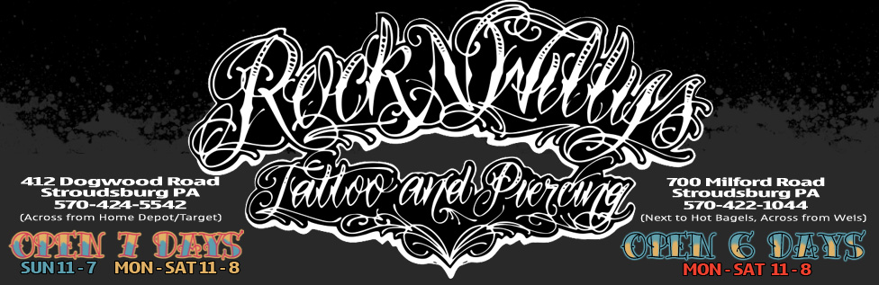 Rock'N Willy's Tattoo & Piercing